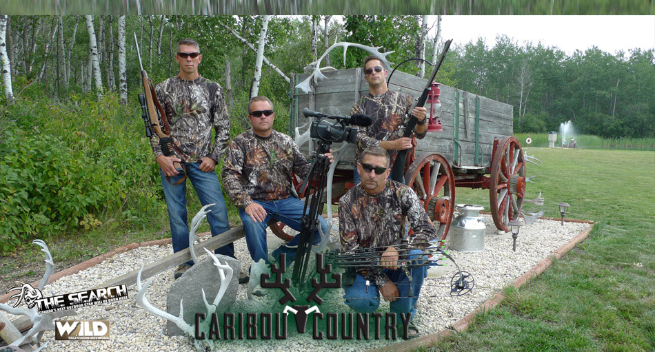 Team Caribou Country